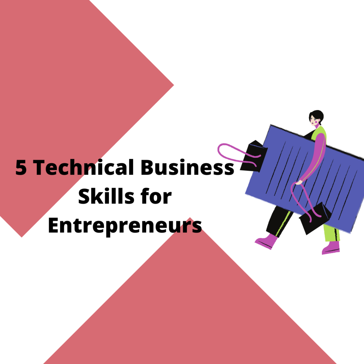 5 technical business skills