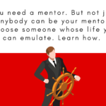 How to find your mentor