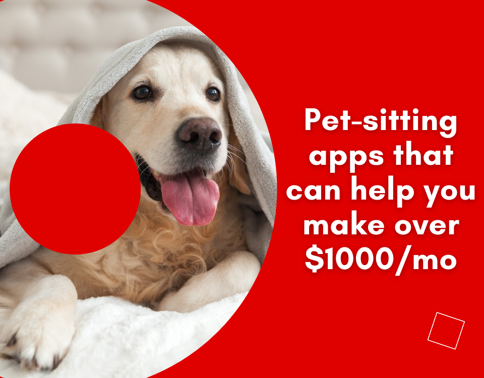 Pet sitting apps in North America
